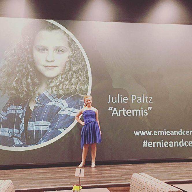 julie paltz ernie and cerbie